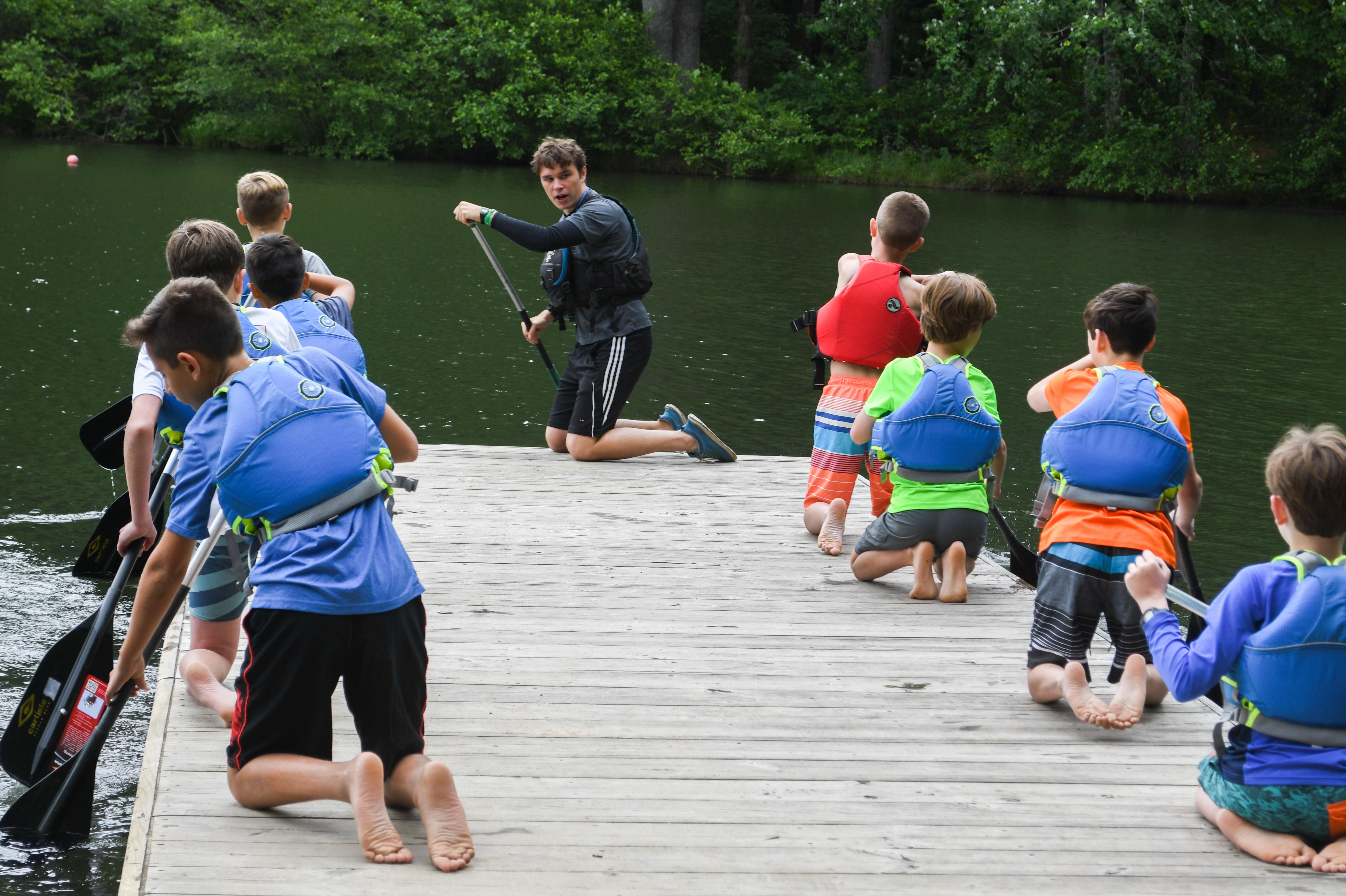 paddling prep